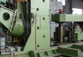 4-meter ring rolling machine