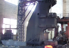 5 tons of electro-hydraulic hammer