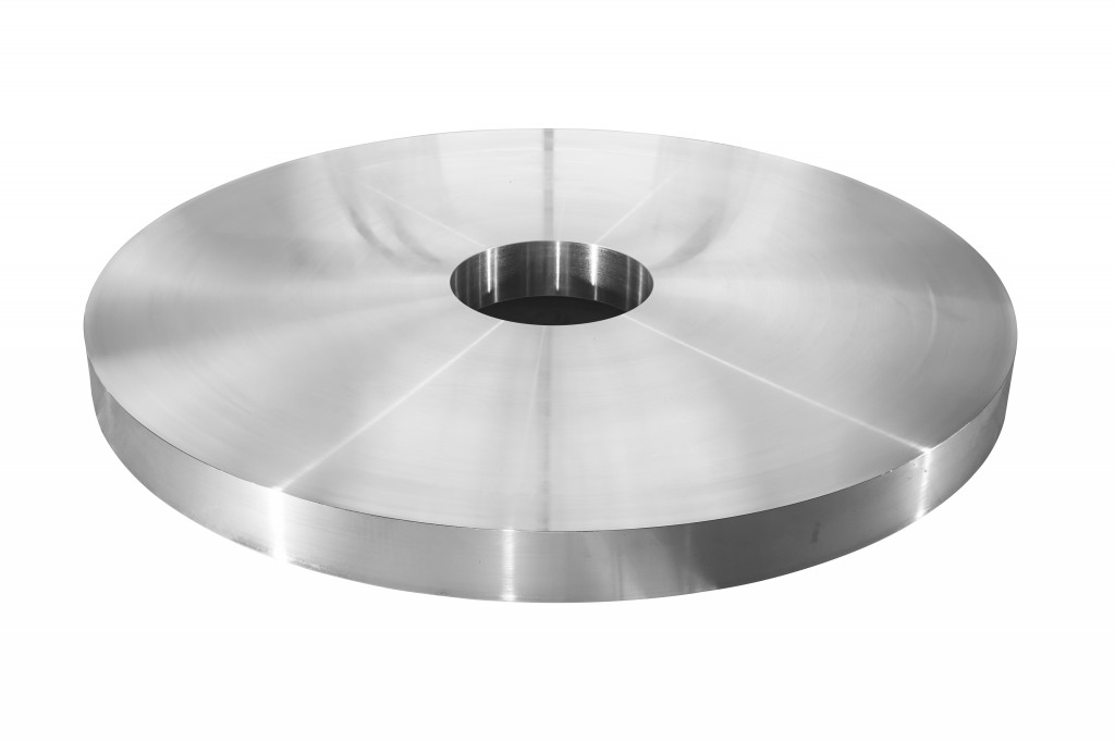 Water and electricity tube plate forgings